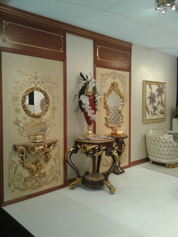 Mueble Clásico Feria en Salone Internazionale del mobile 2014  Decorarcher