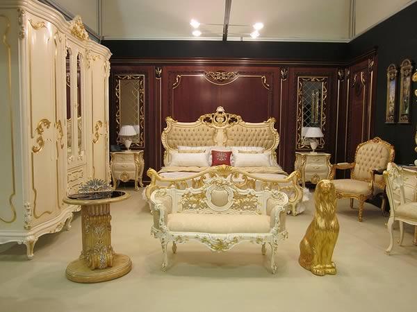 Feria del mueble clásico Worldwide de Moscú  Decorarcher