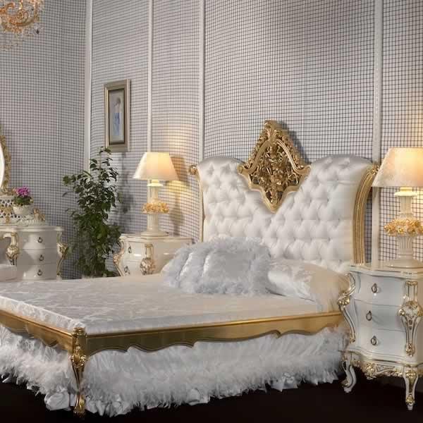 Dormitorios de Lujo  Cabeceros y Camas de Lujo  Decorarcher